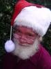 Stevie getting ready for Santa Land